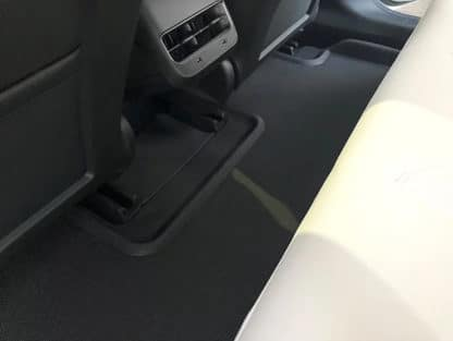 Maxpider Tesla Model 3 mats Back